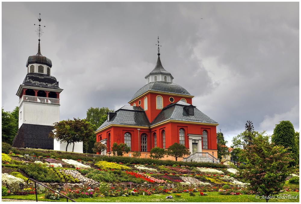 Ulrika Eleonora kyrka, Söderhamn